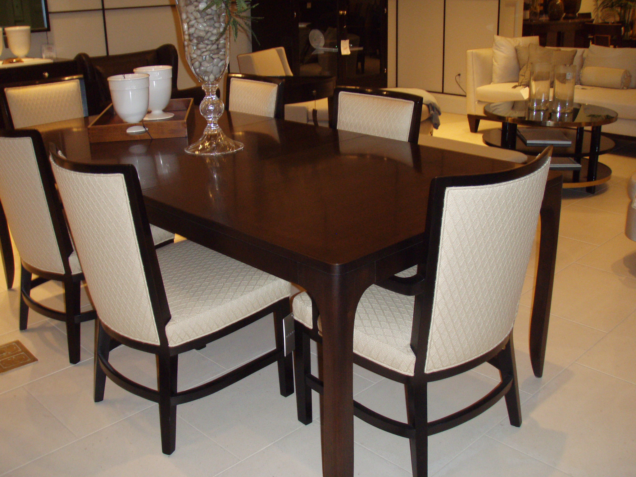 Barbara Barry Perfect Parsons Dining Table Sold