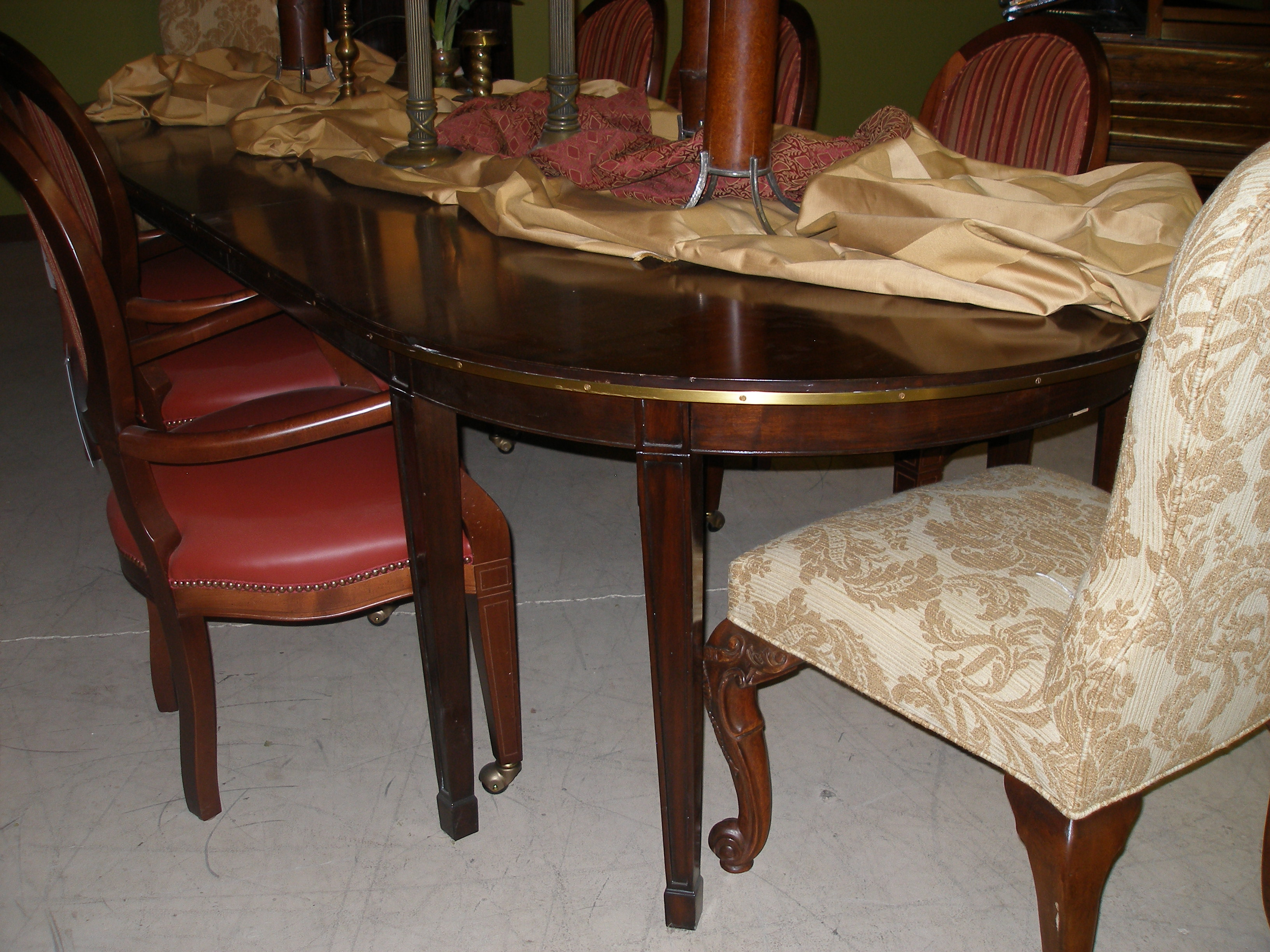 dining table ralph lauren danby dining table